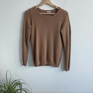 Pimkie Vintage - Brown Knit Sweater
